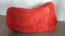 Sport Bike Dual-sport Motorcycle Cover UV Protection Red XL Size