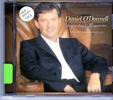 (EK6) Daniel O'Donnell, Yesterdays Memories - 2002 CD