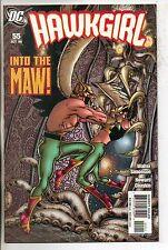 DC Comics Hawkgirl #55 October 2006 NM