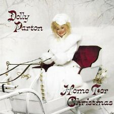 Dolly Parton Home For Christmas CD NEW SEALED Rudolph The Red-Nosed Reindeer+