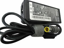 LENOVO LAPTOP CHARGER Genuine 65W AC Adapter Power Supply T400 T410 T420 T430