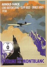 Stürme über dem Montblanc - Leni Riefenstahl; Ernst Udet; Arnold Fanck