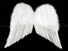 Blanc ailes d'ange angelot noir photo Art Imprimé Poster Photo bmp258a