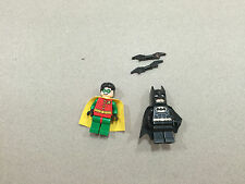 LEGO Batman and Robin Minifig Minifigure Lot S199