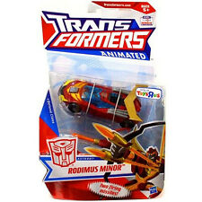 TRANSFORMERS ANIMATED Collection_Autobot RODIMUS MINOR_Exclusive Limited Edition