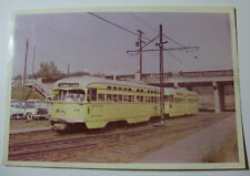 USA793 - 1960 SHAKER HEIGHTS TRANSIT Co - TROLLEY CAR No49 PHOTO - Ohio USA