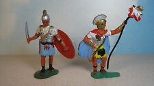 MARX Warriors of the World Style HEIMO from Germany 60mm ROMANS Lot Soft Vinyl
