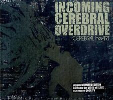 INCOMING CEREBRAL OVERDRIVE Cerebral Heart CD NEW Sigillato