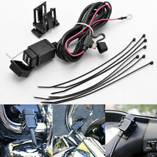 Motorcycle USB Mobile Phone GPS 2.1A Power Supply Port Socket Charger Waterproof