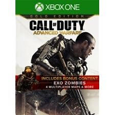 Call Of Duty Advanced Warfare Gold Edition XBOX One Game - Brand new!