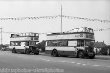 Merseyside 0651 & 0654 Aug 1984 Liverpool Bus Photo
