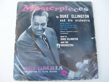 DUKE ELLINGTON & orch. - Masterpieces - COLUMBIA 33SX1022 - JAZZ LP