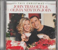 John Travolta & Olivia Newton-John -This Christmas CD -Best Of / Grease