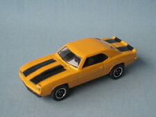 Matchbox 1969 Camaro Camaro Yellow Body USA Muscle Car Toy Model UB