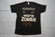 WHITE ZOMBIE MOVIE FILM POSTER T SHIRT LARGE NEW OFFICIAL BELA LUGOSI 1932