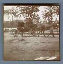 España, Sevilla, El paso de carruajes Vintage citrate print. Vintage Spain. Ti