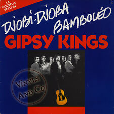"GIPSY KINGS - Bamboléo [3'25] Djobi-Djoba [3'22] MAXI 45 TOURS 12"" Maxi-Single"