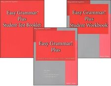 Easy Grammar Systems Plus SET of 3  -  NEW