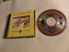 BILLY BRAGG - Workers Playtime (CD 1988) USA Pressing