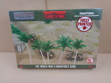 Flames of War Battlefields in a Box BNIB Island Palms BB197