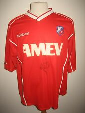 FC Utrecht SIGNED Holland football shirt soccer jersey voetbal trikot size XL