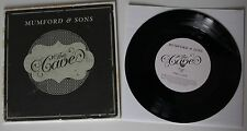 "MUMFORD AND SONS - The Cave 7"" LIMITED VINYL"
