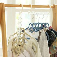 NEW Space Saver Magic Hanger Wonder Clothes Clothing Hook Organizer KI