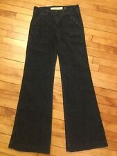 Daughters of the Liberation Women's Wide Leg Flare Jeans, Size 6, NWT!