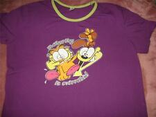 Woman's Garfield and Odie Adult One SizeT-Shirt
