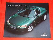 HONDA CRX del Sol 1.6 ESi + 1.6 VTi Prospekt von 1994