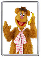 Fozzie Bear, Muppets Fridge Magnet 01