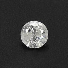 Estate Loose 2.16 Carat Natural Round Cut Diamond Sollitaire