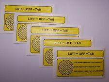 50 Blatt Lift-off Korrekturpapier f. Schreibmaschine universal wie Korrekturband