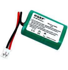 HQRP Battery for SportDOG SportHunter FR-200 FR200 650-058 Dog Collar Receiver
