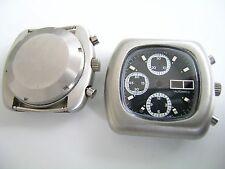 VALJOUX 7750  -  Uhrgehäuse mit Zifferblatt (quadr.)