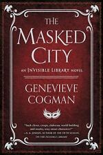 The Masked City by Genevieve Cogman Paperback Book (English)