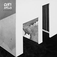 Craft Spells NAUSEA +MP3s & Lyrics CAPTURED TRACKS New Sealed Vinyl LP