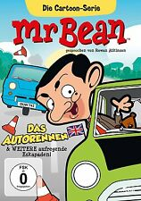 DVD * MR. BEAN - CARTOON-SERIE - STAFFEL 2 / VOL. 3 DAS AUTORENNEN # NEU OVP +