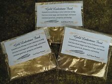 Lodestone Food Loadstone Gold magnetic sand Crystal spells charm bags prosperity