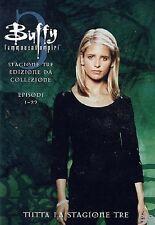 Buffy l'Ammazzavampiri - Stagione 4 (6 DVD) - ITALIANO ORIGINALE SIGILLATO -