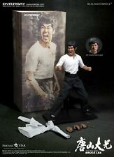 Enterbay Real Masterpiece1:6 The Big Boss Kung Fu Master Bruce Lee Action Figure