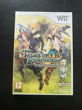 TALES OF SYMPHONIA DAWN OF THE NEW WORLD, WII PAL FR , NEUF SOUS BLISTER