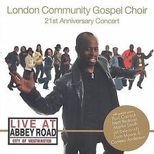 The London Community Gospel Choi, Live at Abbey Road,