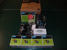 DYMO LabelWriter SE450 Label Maker Thermal Printer New and 4 rolls of 300 labels