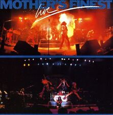 Mother's Finest Live - Mother's Finest (1988, CD NEUF)