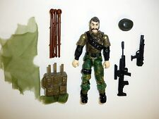 GI JOE SIDE TRACK Action Figure COMPLETE 3 3/4 C9+ v1 2000