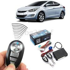 Universal Car 2 Remote Central Kit Door Lock Locking Truck Keyless Entry System
