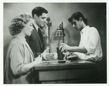 ANTHONY PERKINS JANET LEIGH  ALFRED HITCHCOCK PSYCHO 1960 VINTAGE PHOTO #12  R70