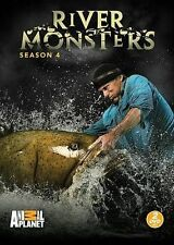 River Monsters: Season 4, New DVDs