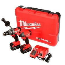 NEW Milwaukee M18 FUEL 2-Tool Combo Kit Impact Driver 2897-22